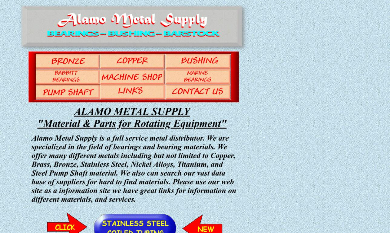 Alamo Metal Supply