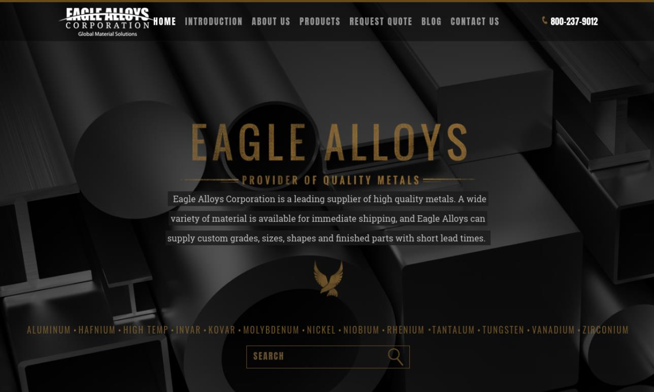 Eagle Alloys Corporation