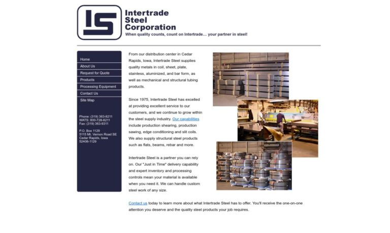 Intertrade Steel Corporation