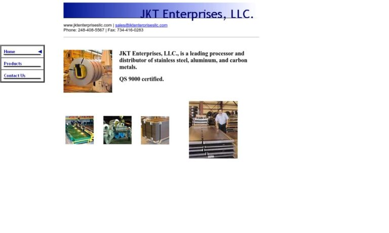 JKT Enterprises, LLC