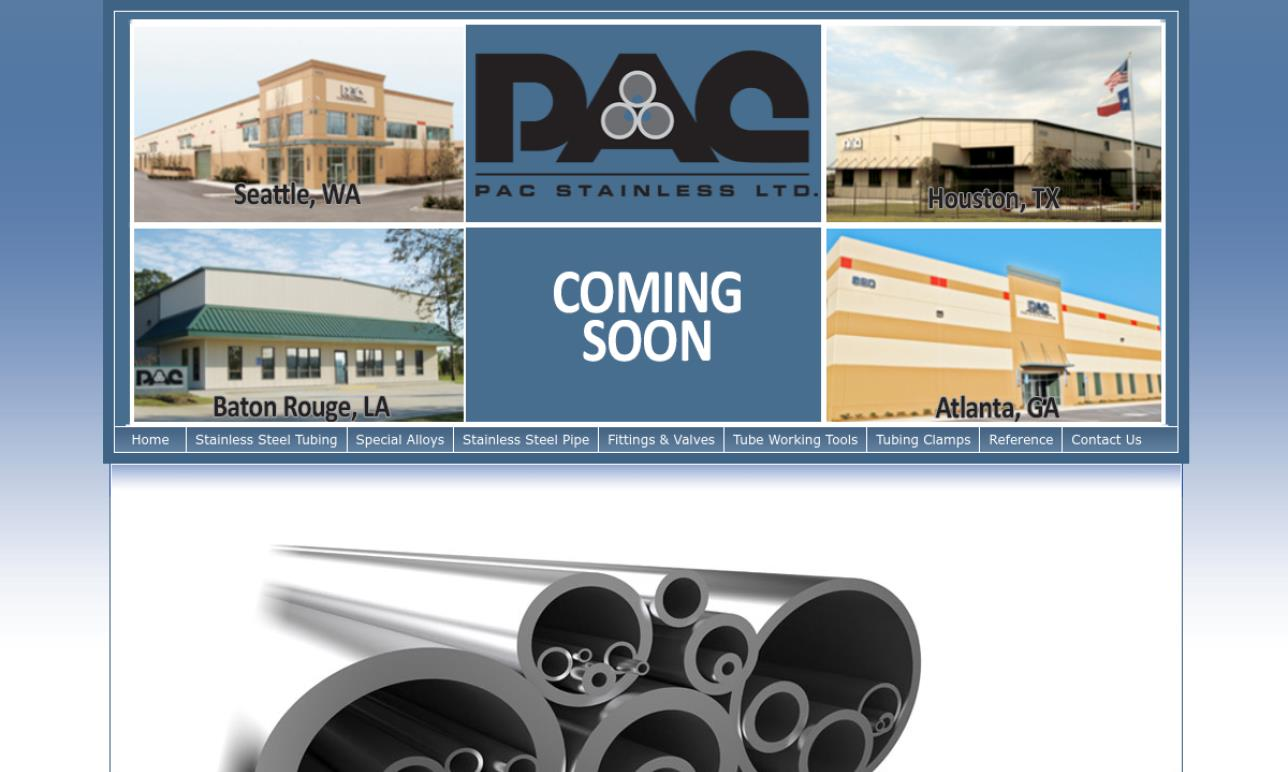 PAC Stainless Ltd.