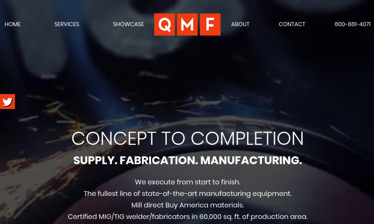 QMF Metal Products