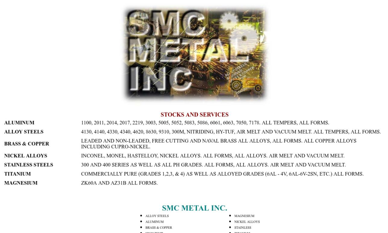 More Stainless Steel Manufacturer Listings
