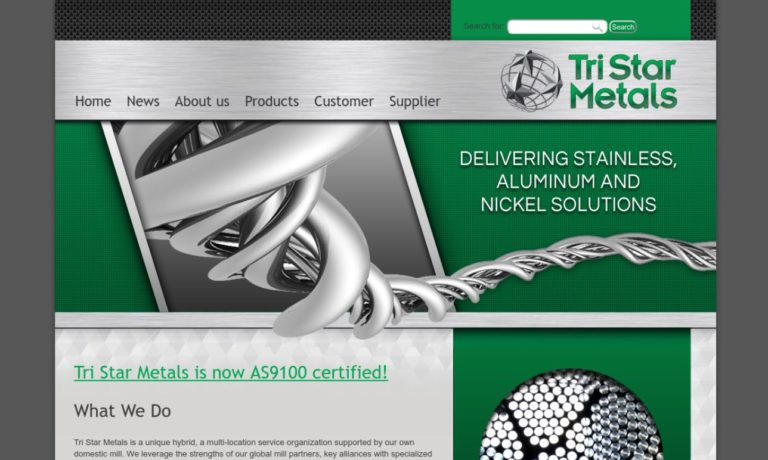 Tri Star Metals, Inc.