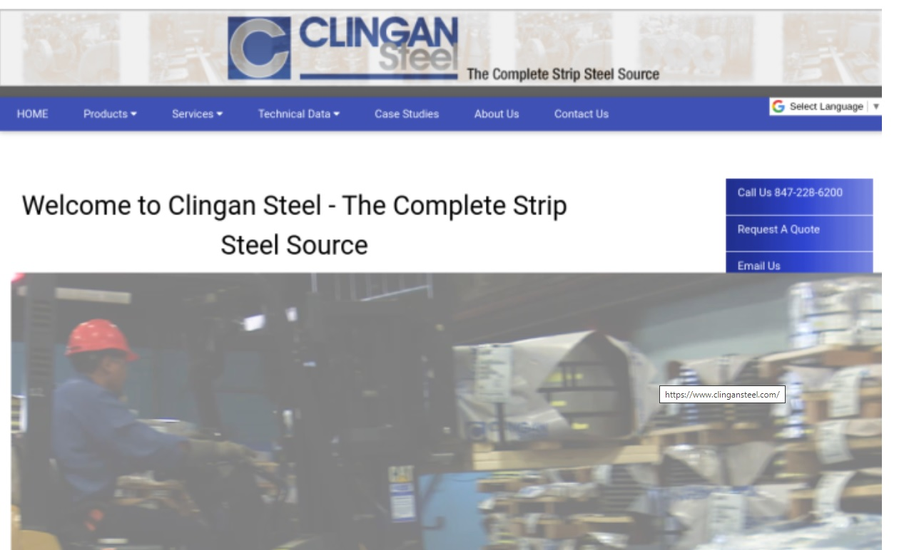 Clingan Steel, Inc.