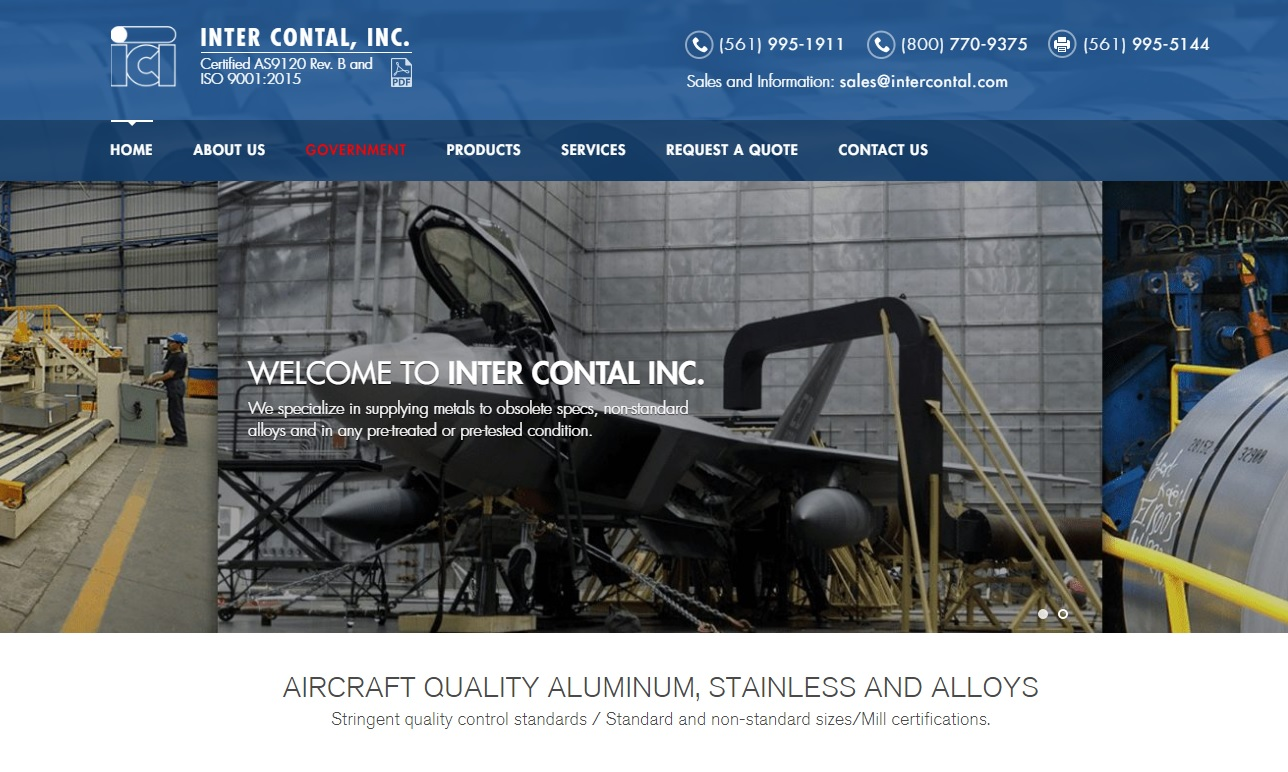 Inter Contal, Inc.