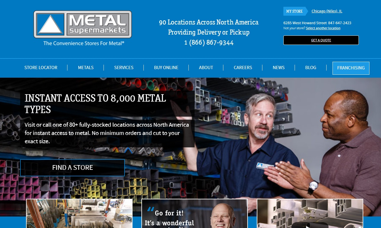 Metal Supermarkets Corporation